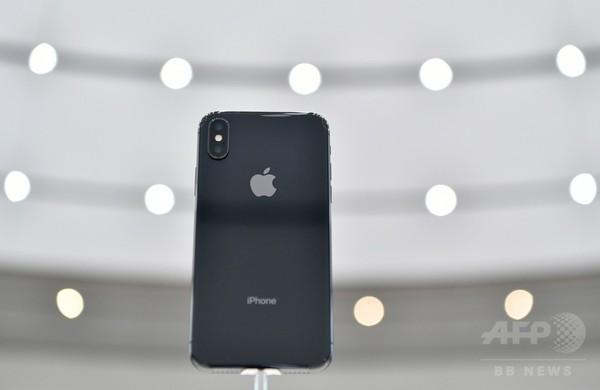 iPhone X、販売ランキングでGalaxy S9に抜かれる