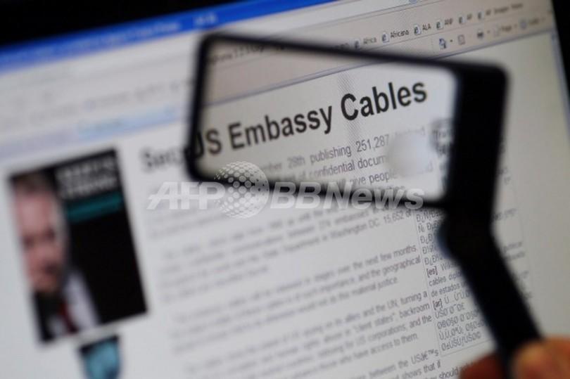 ウィキリークス公電で名前暴露のジャーナリスト、尋問され国外脱出 エチオピア