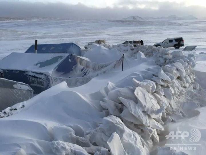 青海省玉樹チベット族自治州で大雪被害