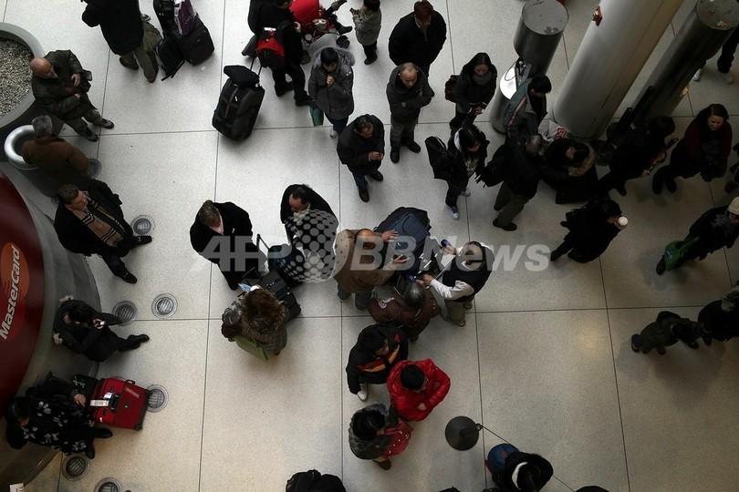 病原菌の「伝染ハブ空港」、米JFK空港が1位