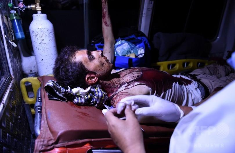 カブールの米系大学襲撃、学生ら16人死亡 容疑者殺害で事件終結