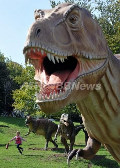 恐竜のメタンガスが中生代を温暖化? 米研究