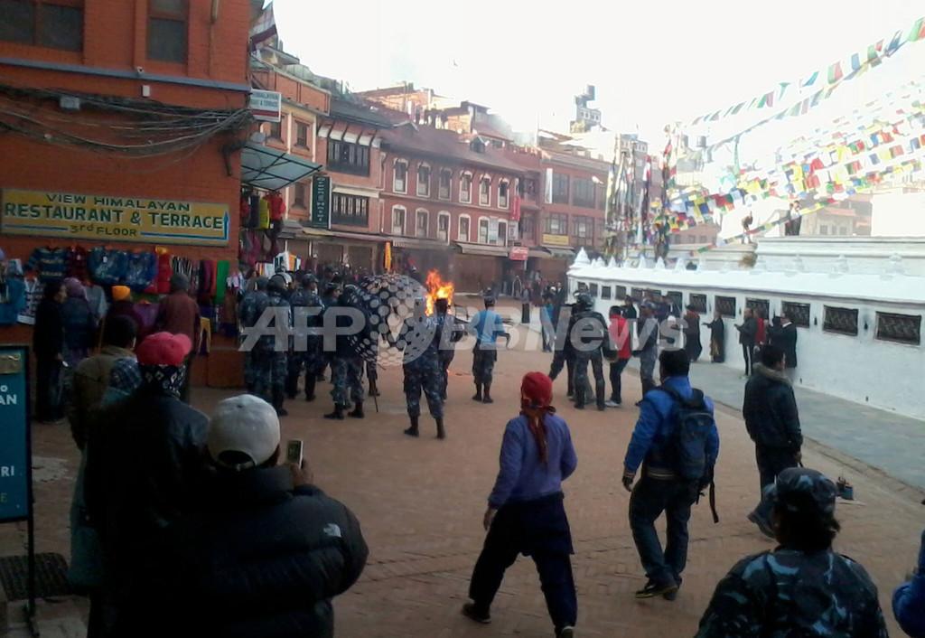 中国支配に抗議のチベット人焼身自殺、09年以降100人に