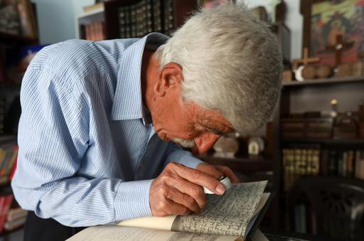 キリストが使った言語、内戦の影響で消滅の危機 シリア