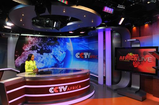 ケニア警察、中国国営テレビを強制捜査 不法移民取り締まりの一環