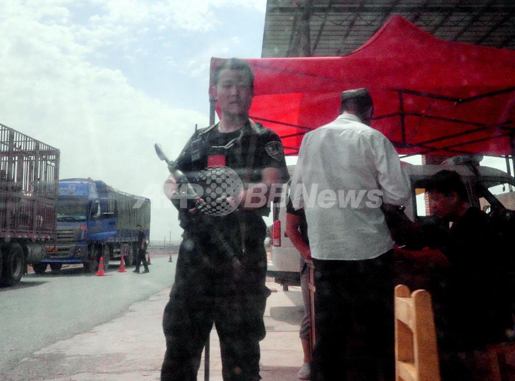 新疆ウイグル自治区で再び衝突、中国メディア報道