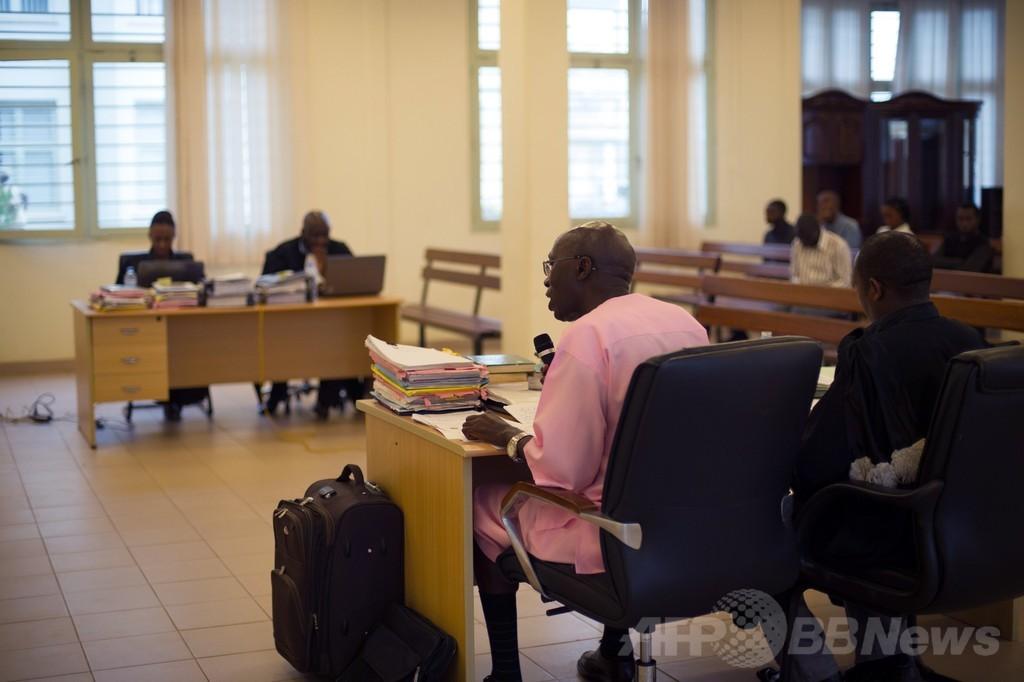 ルワンダ大虐殺から20年、今も続く責任追及