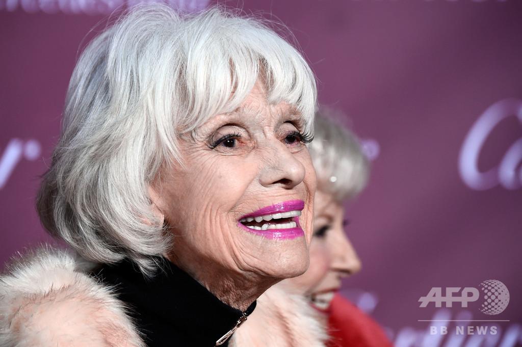 ブロードウェーの名女優、C・チャニングさん死去 97歳