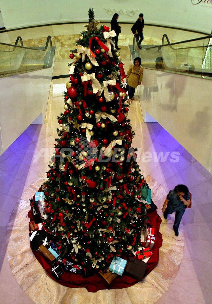 クリスマス迎えるイスラム大国、インドネシア