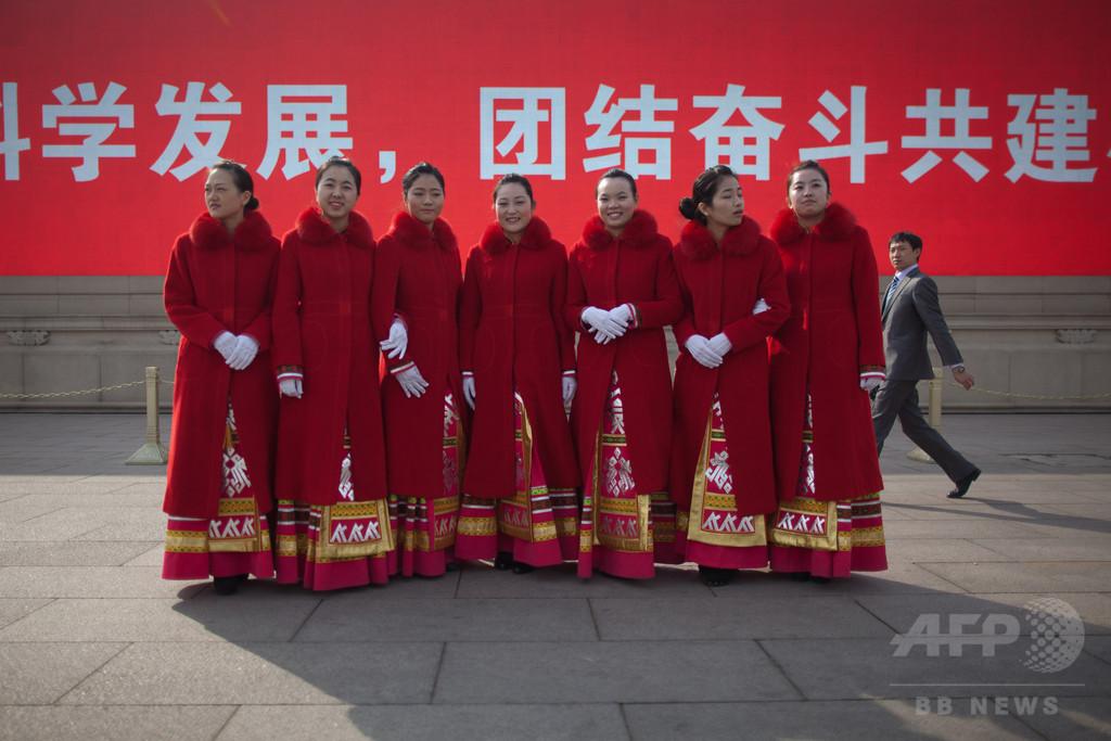 共産党宣伝部のプロパガンダ「不十分」 中国政府報告書