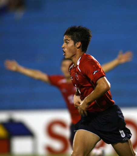 <サッカー 07南米ユース選手権>チリ ボリビアを降し大会初勝利を飾る - パラグアイ