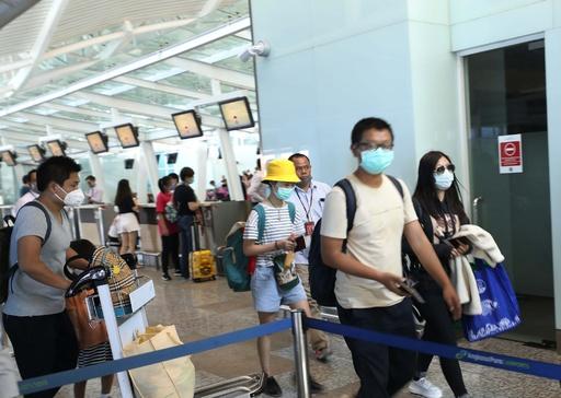 中国の国際航空便の運航、46か国・710路線を継続
