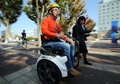 セグウェイジャパン、つくば市で電動車椅子の走行実験を開始