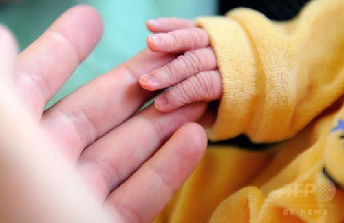 「別々の年」に双子誕生、米カリフォルニア州