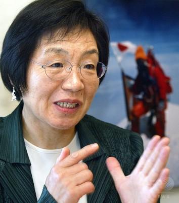 登山家の田部井淳子さん死去、女性初のエベレスト登頂