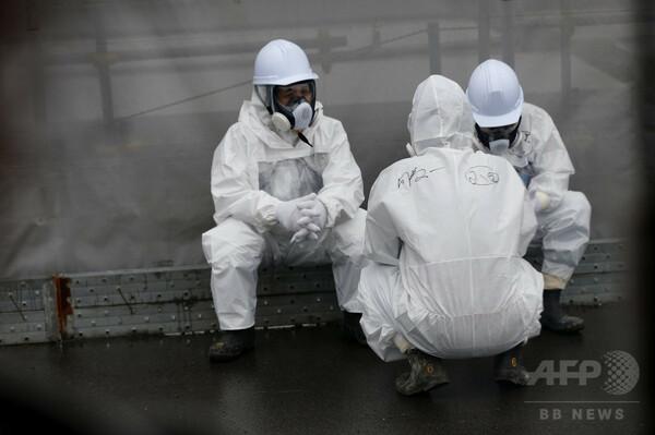 原発事故、元作業員が白血病 初の労災認定
