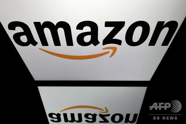 アマゾン、時価総額1兆ドル突破 アップルに次ぎ米2社目