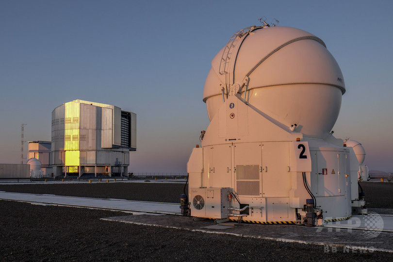 「天体観測の天国」チリ、光害の脅威が増大