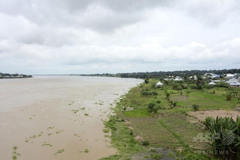ナイジェリア南東部で洪水、1人...