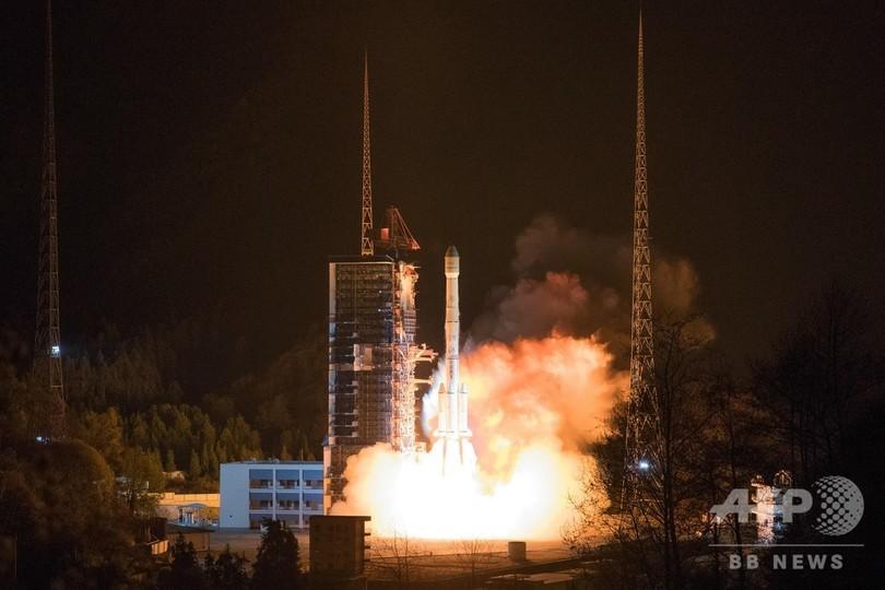 中国、「中星6C衛星」打ち上げに成功 データ伝送需要に対応