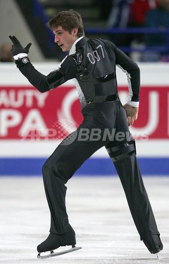 フィギュアスケート 07欧州選手...