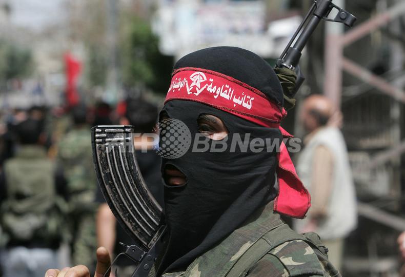 ガザ北部でイスラエル軍空爆、4...