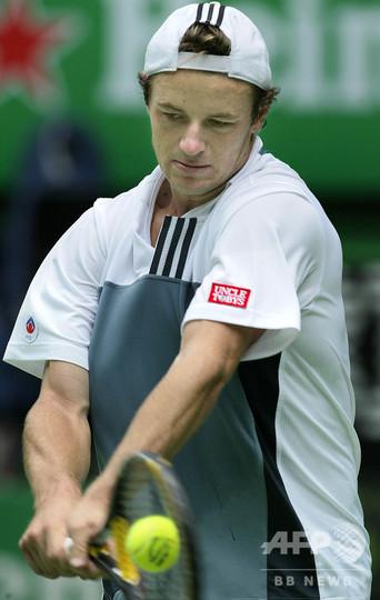 「次世代の大物」と注目された元テニス選手、34歳で死去 豪