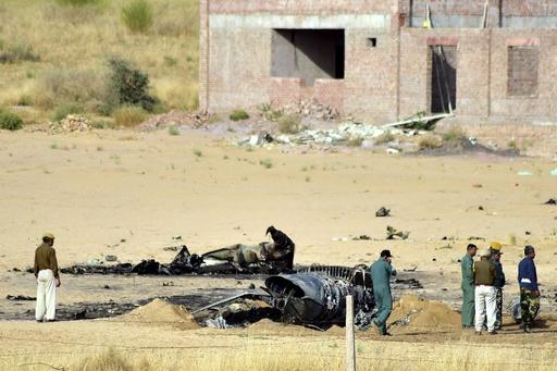 インド空軍機、パキスタン国境付近で墜落 原因は敵機ではなく鳥?