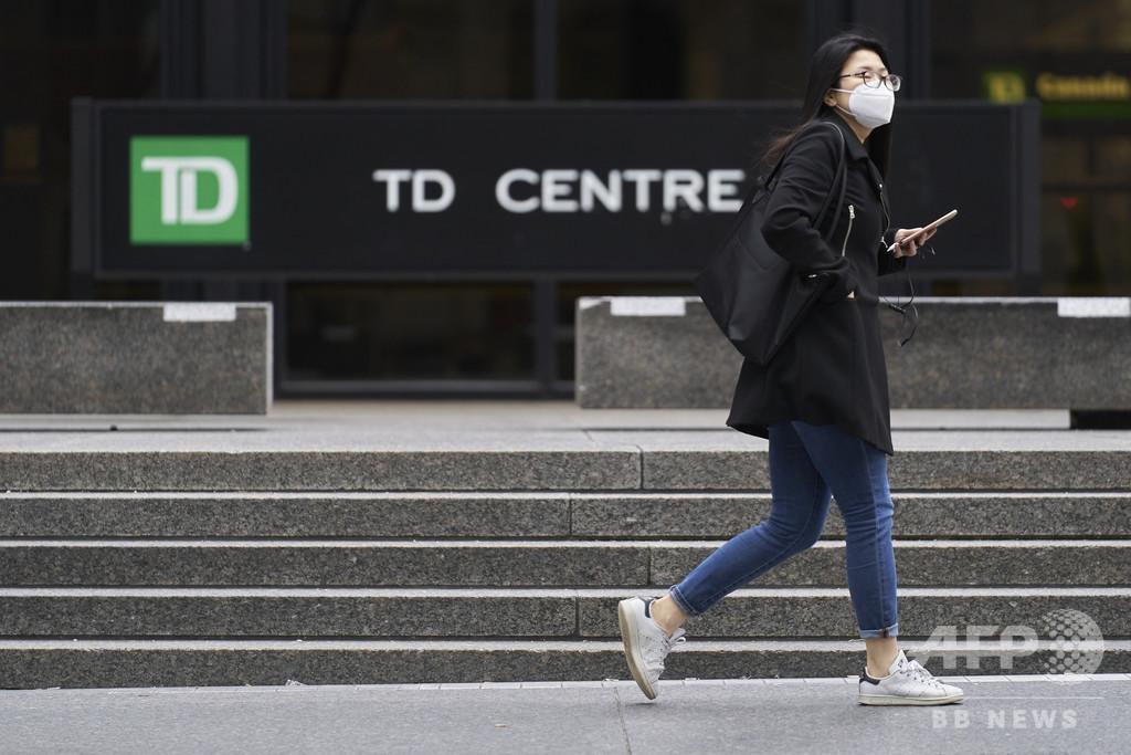 中国製医療用マスク100万枚、基準満たさず カナダ政府