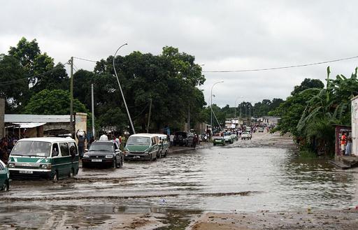コンゴ共和国首都で洪水、死者13人