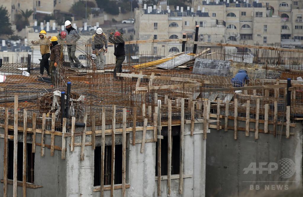 イスラエル、中国人労働者6000人を受け入れへ 住宅不足の深刻化で