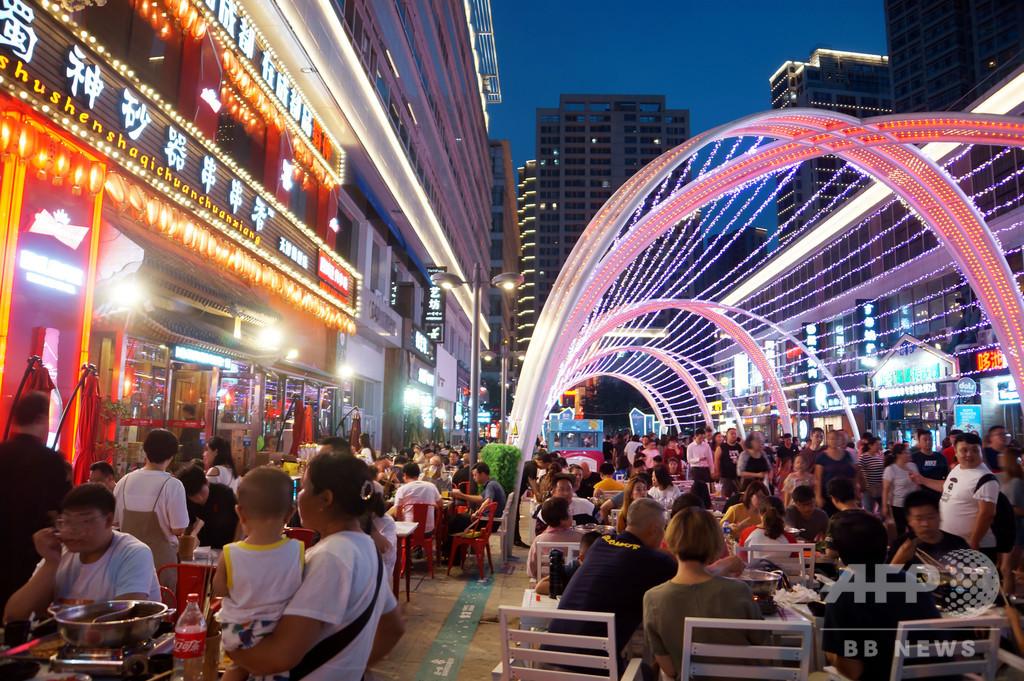 中国の消費、飲食が前年比9.4%増の33兆円に 19年上半期