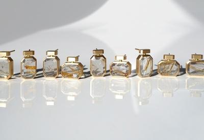 """香水瓶をイメージした""""BOTTLE""""コレクション、「トーカティブ」"""
