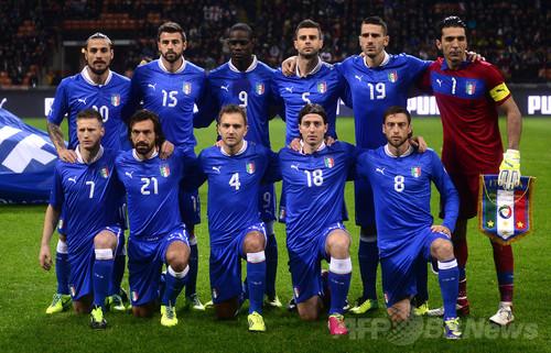 画像 : 【サッカー】イタリア代...