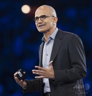 マイクロソフトCEO、女性の昇給について「カルマ」と発言