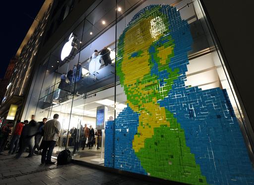 アップル7~9月期、純利益5100億円 iPad好調