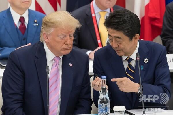 トランプ大統領、G20後に非武装地帯で金委員長と会う!? 「けさ思い付いた」