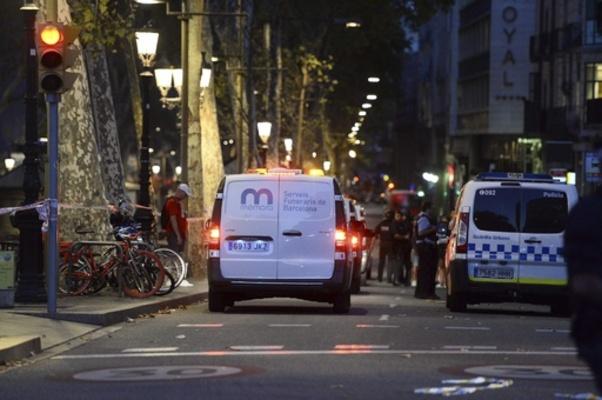 スポーツ界からバルセロナ車突入事件を非難する声、メッシやロナウドが犠牲者を追悼