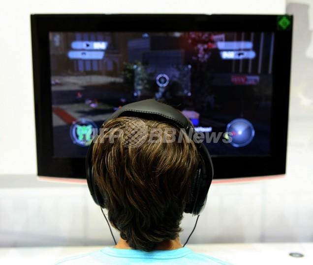 若者のうつ病治療に効果、コンピューターゲーム「SPARX」