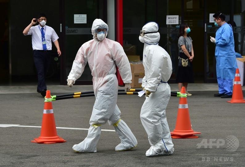 韓国MERS、サムスン経営の病院でまた医師感染