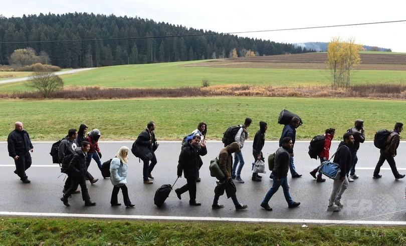 ドイツ、北アフリカ3か国を「安全な国」に認定へ 移民抑制狙い