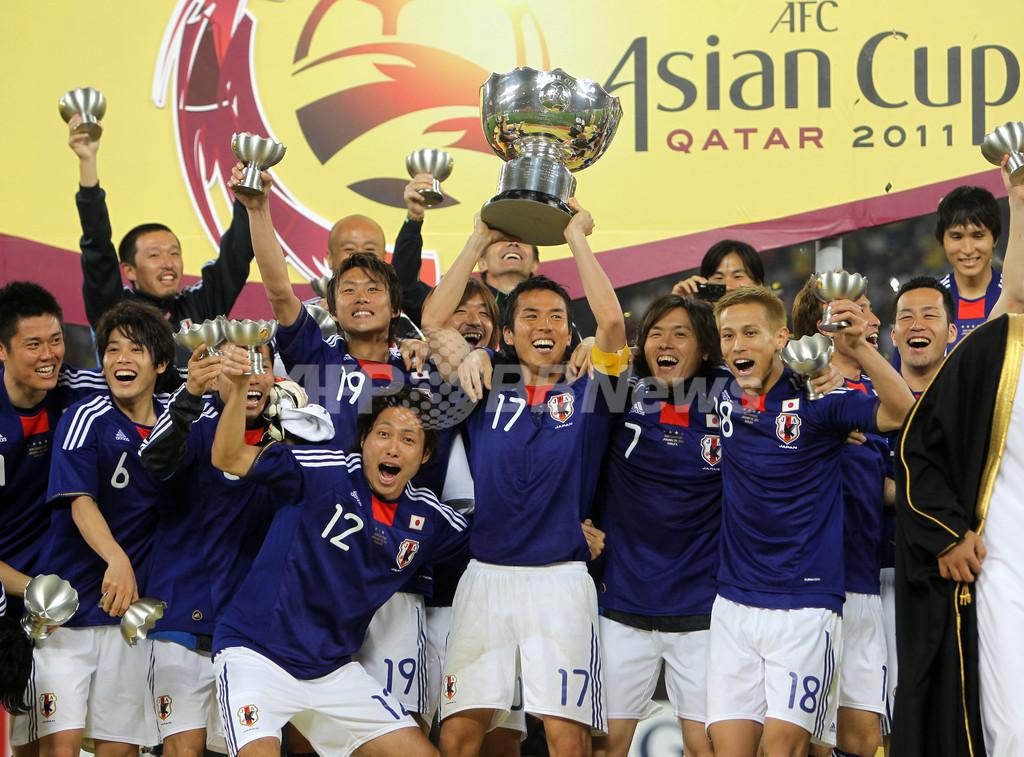 激動の2011年に光輝いたサッカー日本代表