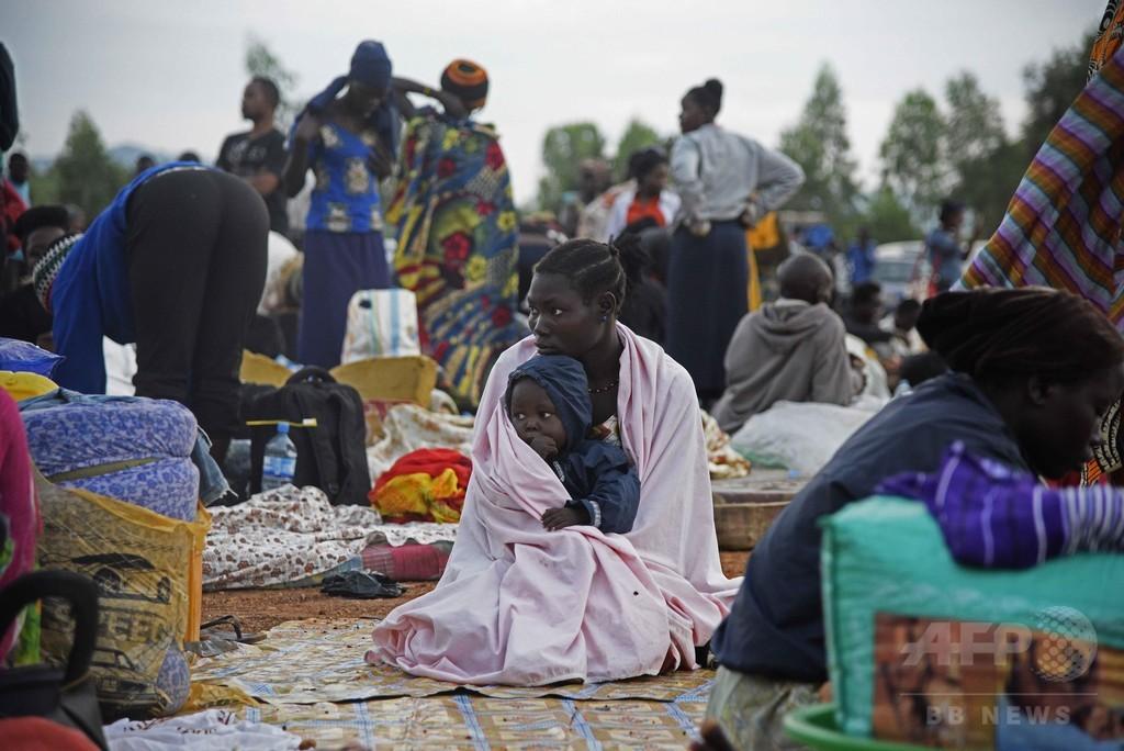 南スーダン難民100万人突破 UNHCR発表、戦闘再燃で急増