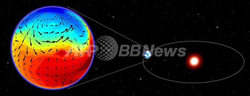 系外惑星グリーゼ581dに「生命存在できる」、仏研究
