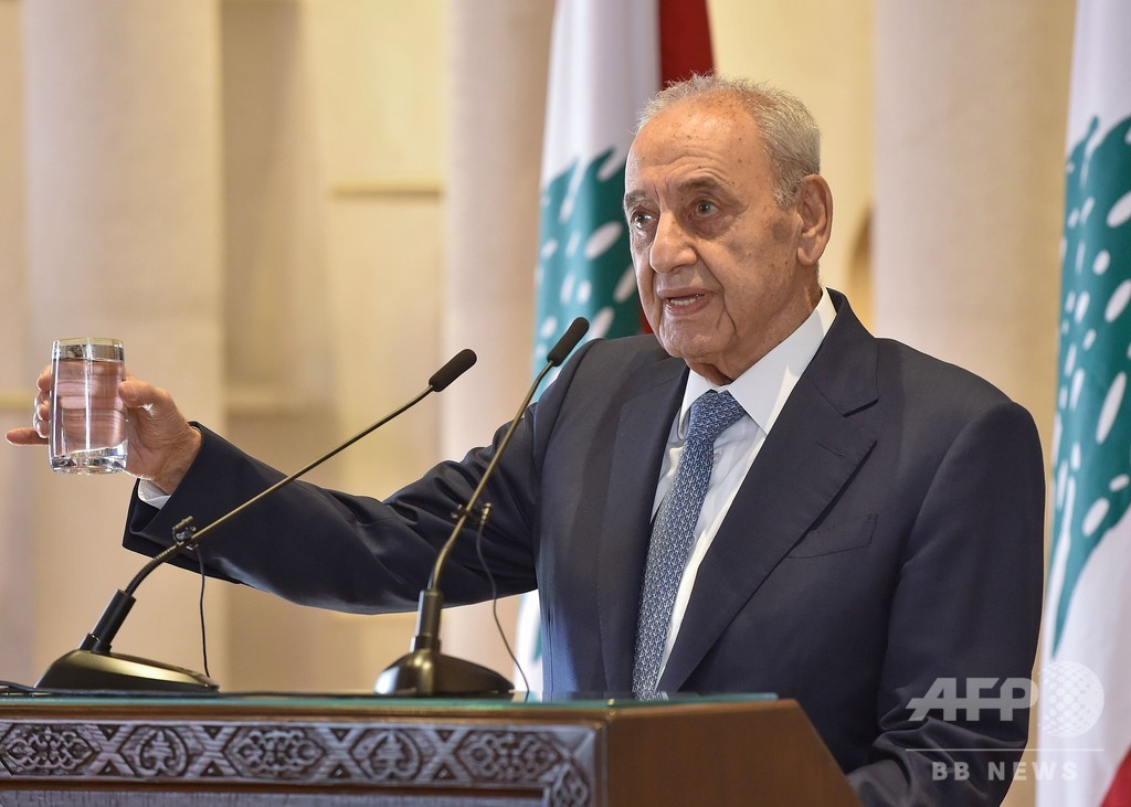レバノンとイスラエル、境界線めぐる協議開催へ 米が仲介
