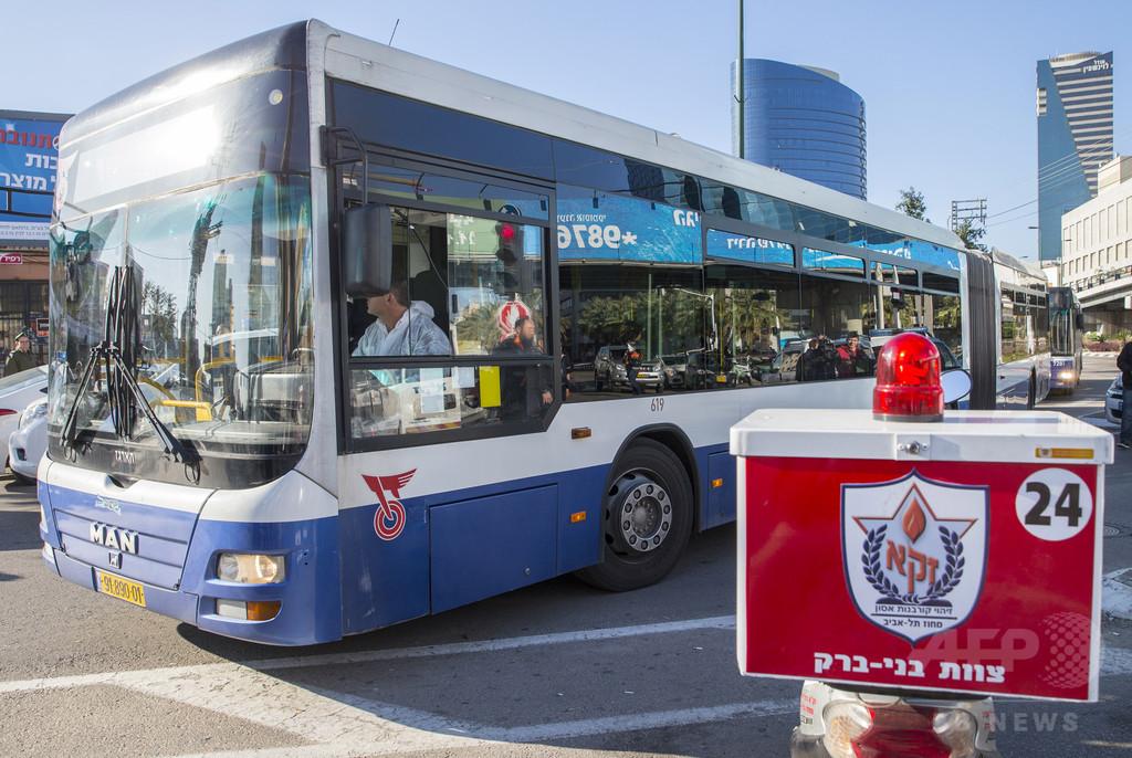 パレスチナ人のバス同乗禁止措置、イスラエル首相が凍結命令