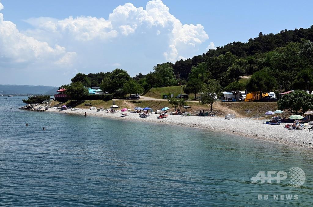 ヌーディストビーチの栄光の日々をもう一度 クロアチア