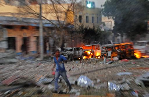 【AFP記者コラム】「わが目を疑った」ソマリアのカメラマン
