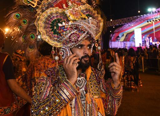 【写真特集】AFPのカメラがとらえた「インド」 12億人が住むボリウッドの国の人々