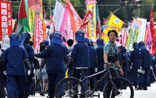 広島、きょう67年目の「原爆の日」